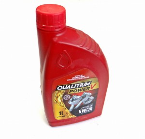 OLEJ QUALITIUM POWER V 5W30 1L